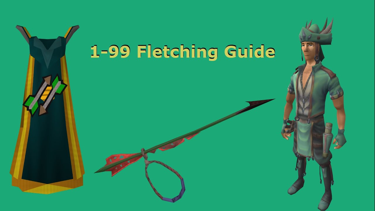 1-99 fletching guide 2016