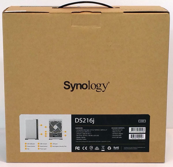 synology nas server 3rd party apps integration guide