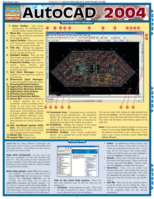 autocad study guide free download