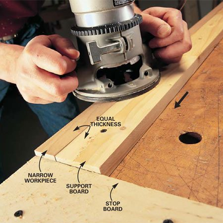 wood working how to get mitre guide with hand tools