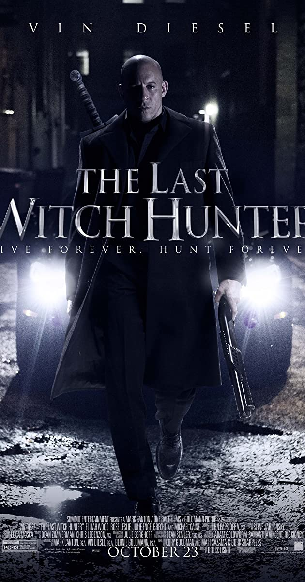 the last witch hunter imdb parents guide