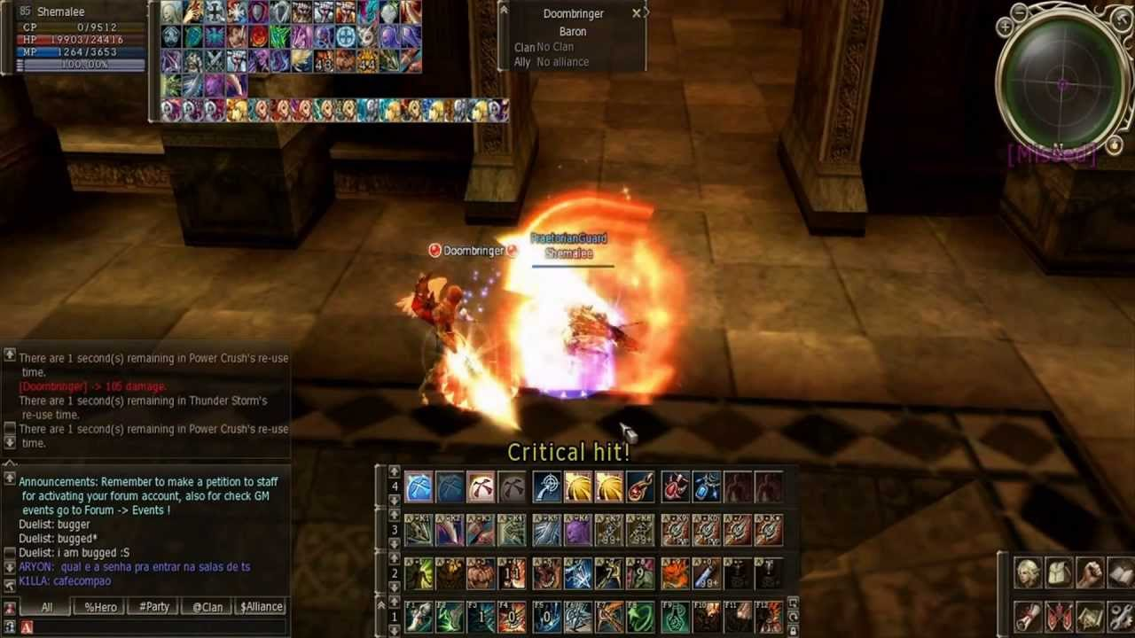 lineage 2 revolution guide warlord