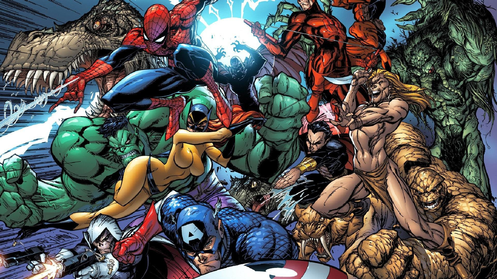 marvel universe roleplaying game guide to hulk and avengers