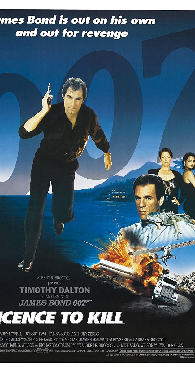 licence to kill imdb parents guide
