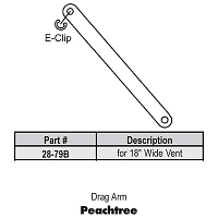 maxim multipoint buckle bracket guide