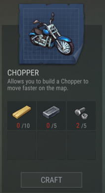 last day on earth survival guide chopper