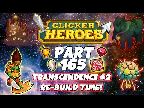 clicker heroes when to trascend kibble guide