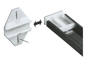 delta drawer guide glide replacement adjust-o-mount