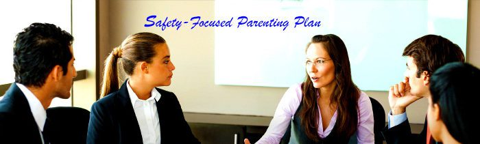 safety focused parenting plan guide