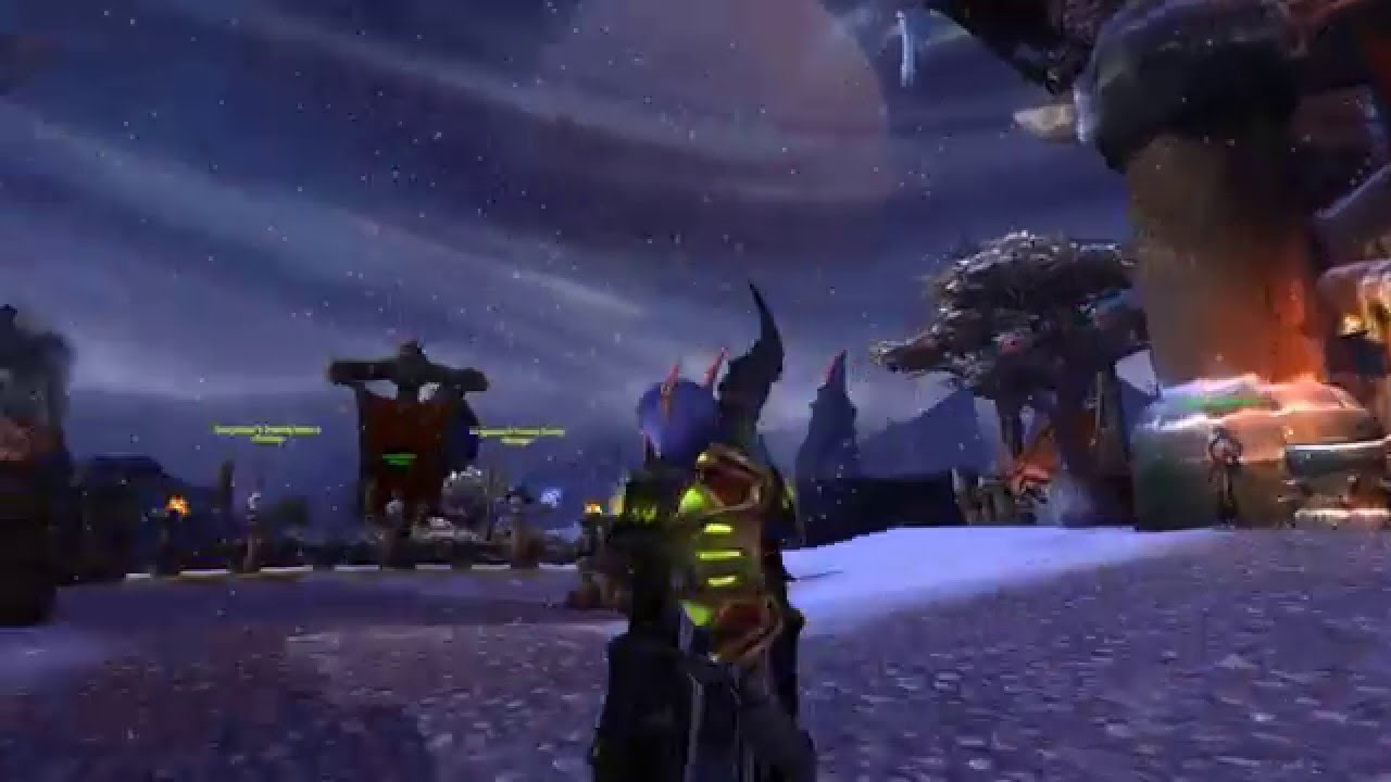 wow levelling guide 1-110