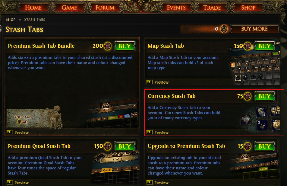 path of exile harbinger currency guide