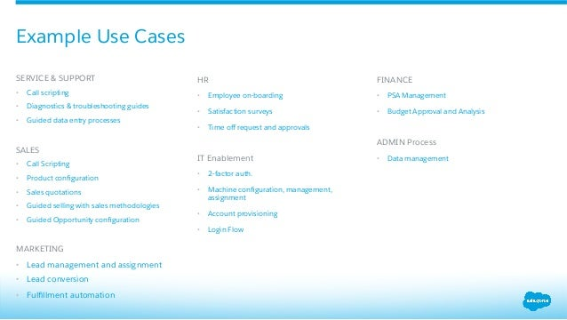 salesforce visual workflow guided selling