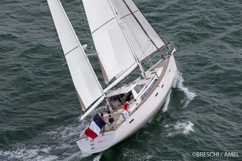 guide to by offshore sailboat