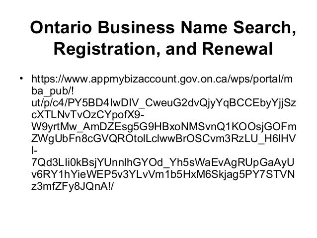 guide to the not-for-profit corporations act ontario.ca