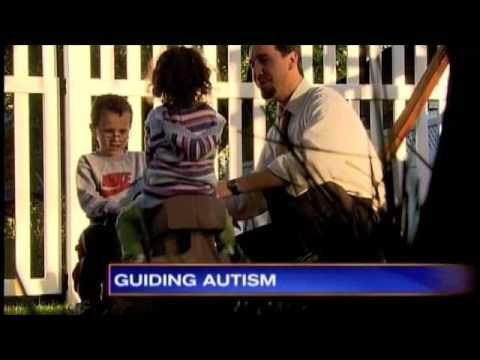 guiding eyes for the blind autism