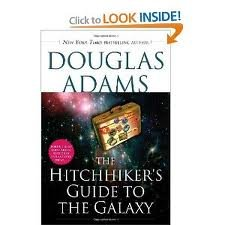 hitch hikers guide to the galaxy basic