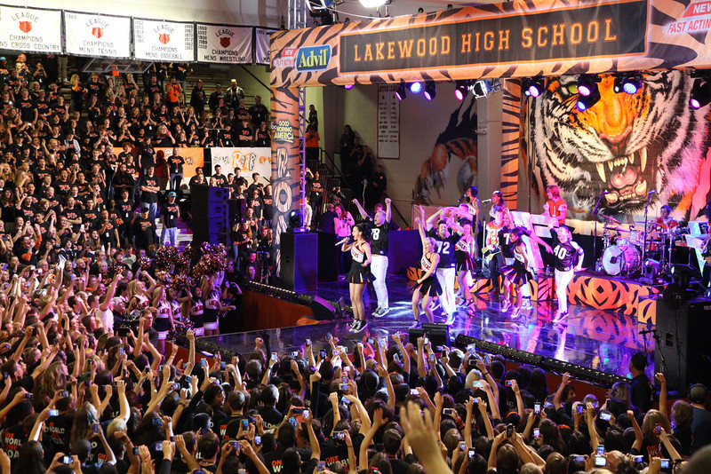 not another high school show parents guide