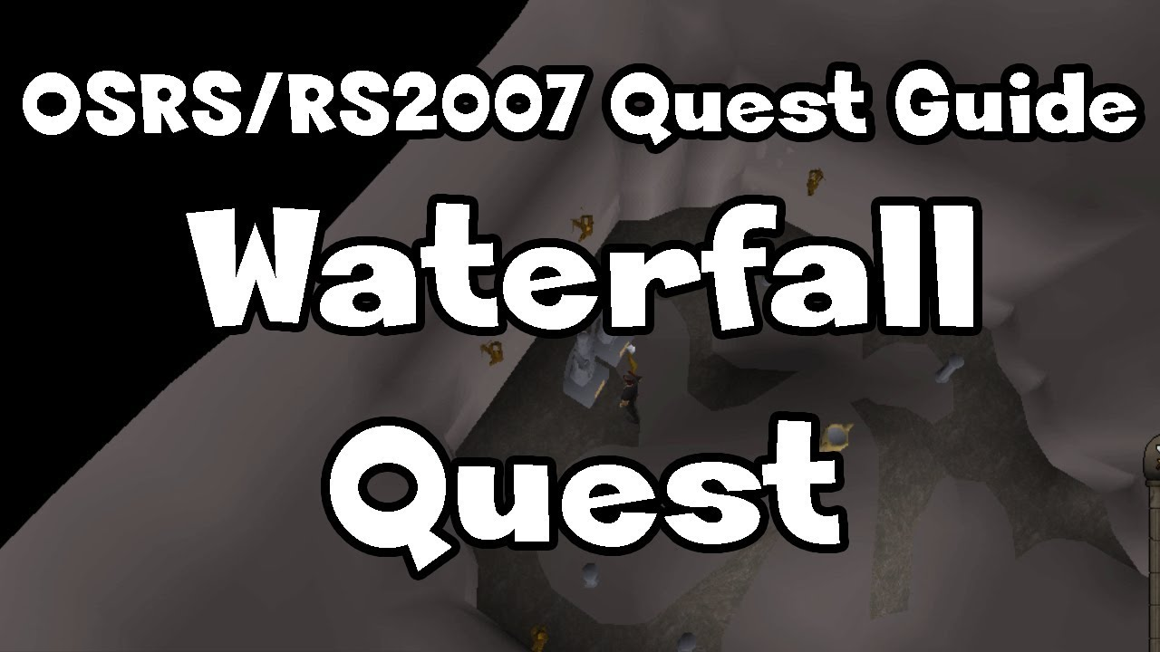 osrs pure quest guide 2017
