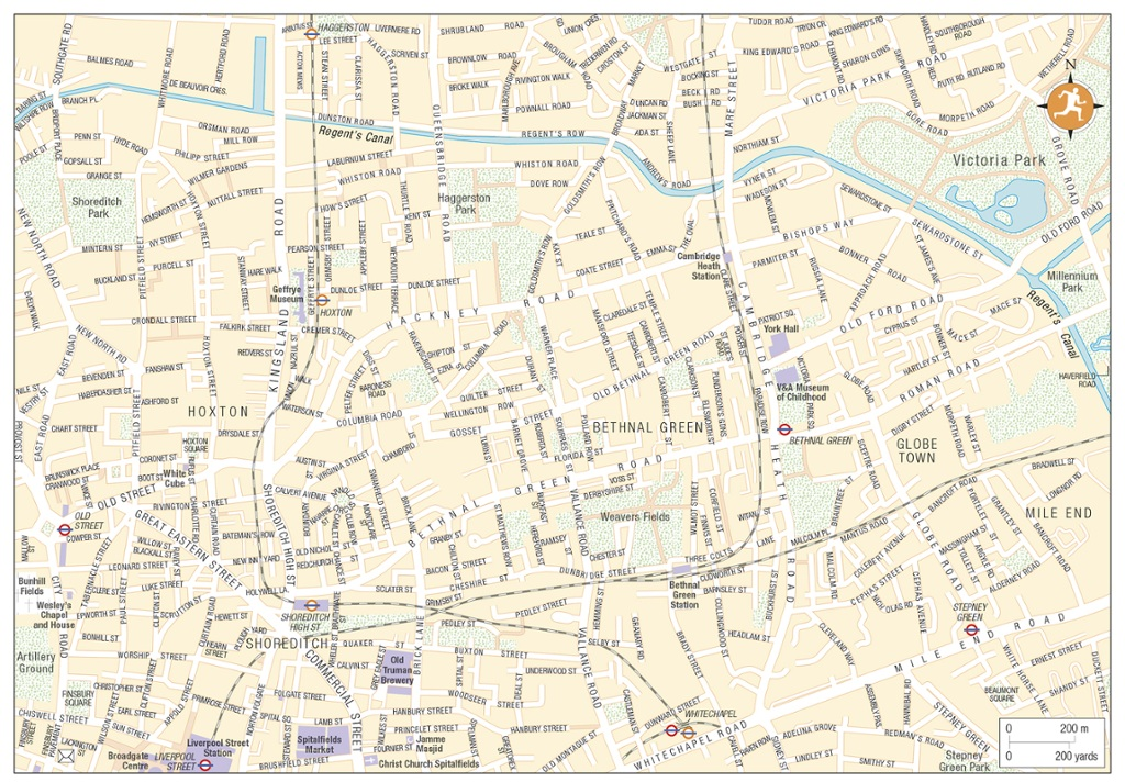 rough guide to london 2018