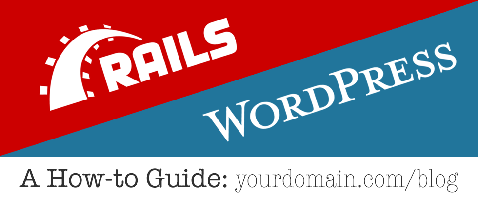 ruby on rails step by step guide