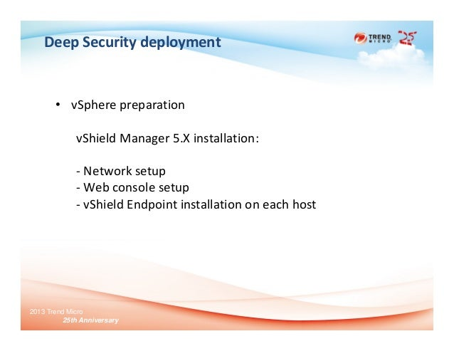 trend micro endpoint application control installation guide