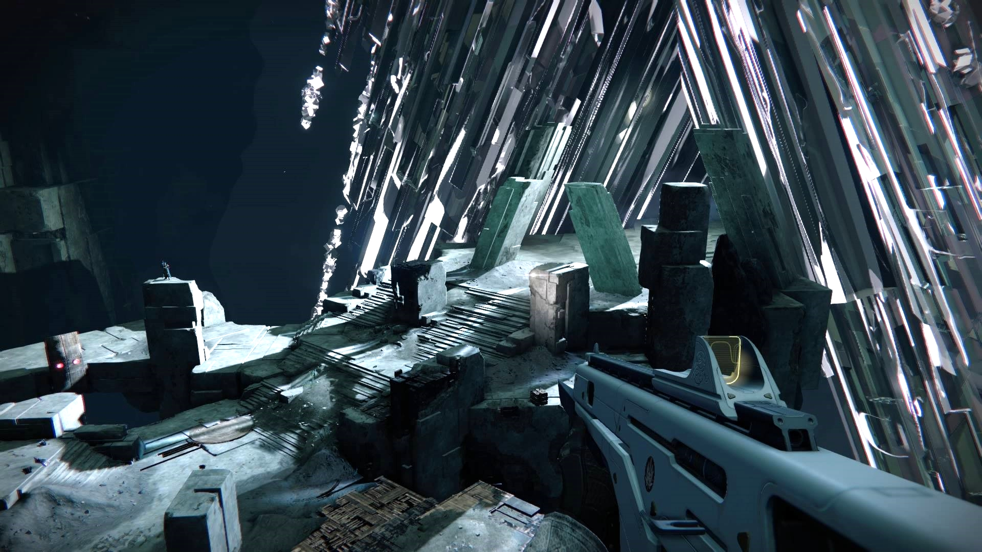 vault of glass guide atheon